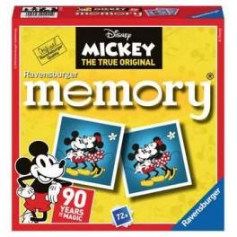 Mickey Mouse Memory - Juego de mesa para niños