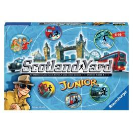 Scotland Yard Junior - juego de mesa para niños
