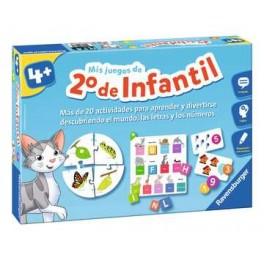 Mis Juegos de Segundo de Infantil - juego de mesa para niños