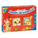 Listo para el Jardin de Infancia - juego de mesa para niños