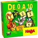 De 0 a 10 - juego de mesa para niños