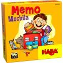 Memo Mochila - juego de mesa para niños