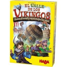 El Valle de los Vikingos - juego de mesa para niños