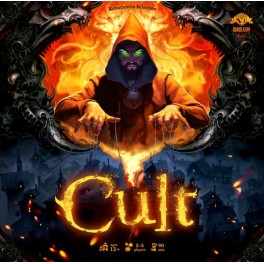 Cult : Choose Your God Wisely - juego de mesa