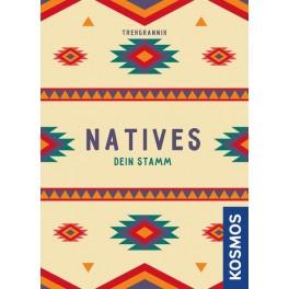 Natives - juego de cartas