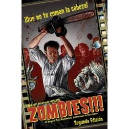 Zombies!!!  - Segunda Mano