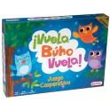 Vuela Buho Vuela - juego de mesa para niños