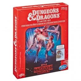 Dungeons and Dragons: Starter Set - Caja de Inicio edicion Stranger Things (castellano) - juego de rol