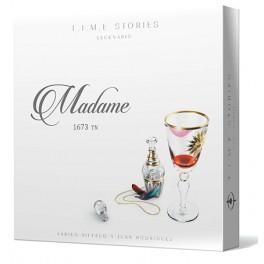 TIME Stories - Madame - Edicion en castellano - expansión juego de mesa