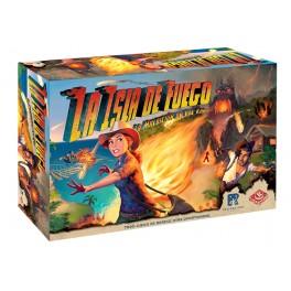 La Isla de Fuego: La Maldicion de Vul-Kar - juego de mesa