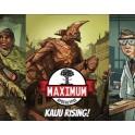 Maximum Apocalypse: Kaiju Rising - expansión juego de cartas