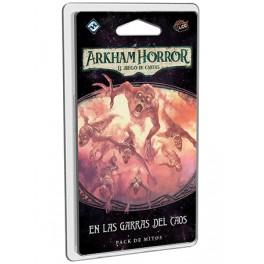 Arkham Horror: En las garras del caos - expansión juego de cartas