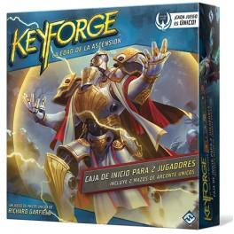 Caja de inicio de KeyForge: la Edad de la Ascension - juego de cartas