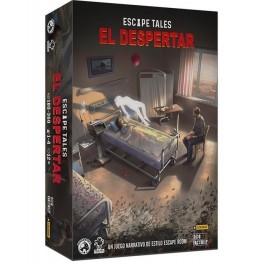 Escape Tales El Despertar - juego de mesa