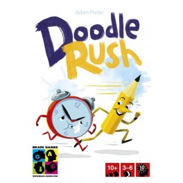 Doodle Rush - juego de mesa