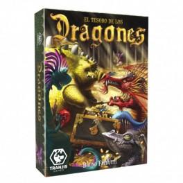 El Tesoro de los Dragones - juego de cartas