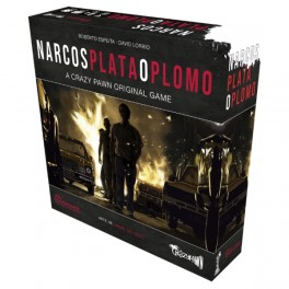 Narcos: Plata o Plomo + PROMO - juego de mesa
