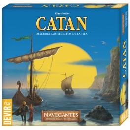Catan: Navegantes - Segunda Mano