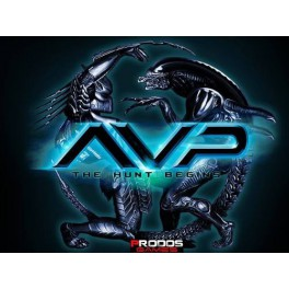 ALIEN VS PREDATOR: THE HUNT BEGINS (castellano) juego de mesa