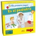Mis primeros juegos: en el pediatra - juego de mesa para niños