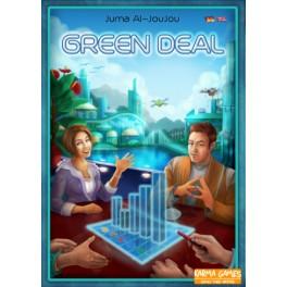 Green Deal - juego de mesa