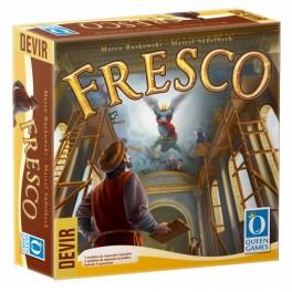 Fresco (edicion en castellano) - juego de mesa