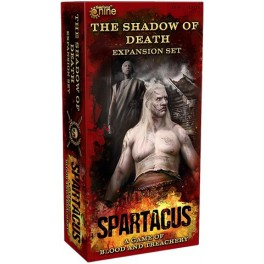Spartacus: shadow of death juego de mesa