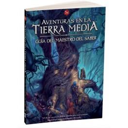 Aventuras en la Tierra Media: Guia del Maestro del saber - juego de rol