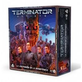 Terminator Genisys: La Ascension de la Resistencia - juego de mesa
