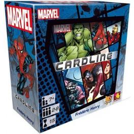 Cardline Marvel juego de mesa