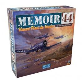 Memoir 44: Nuevo Plan de Vuelo - expansión juego de mesa