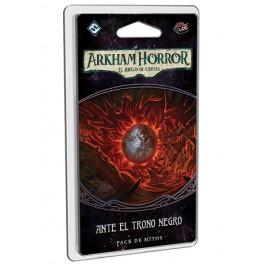Arkham Horror: Ante el trono negro - expansión juego de cartas