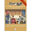 Aventuras en la Marca del Este: el orbe de Amonhotep juego de rol