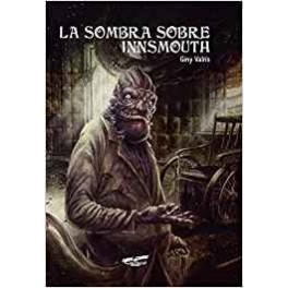 Choose Cthulhu: La sombra sobre Innsmouth  (edicion de lujo) - librojuego