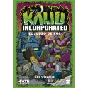 Kaiju Incorporated - Suplemento de rol