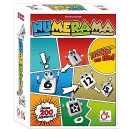 Numerama - juego de mesa
