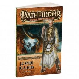 Pathfinder La Calavera de la Serpiente 4: Las bovedas de la locura - suplemento de rol