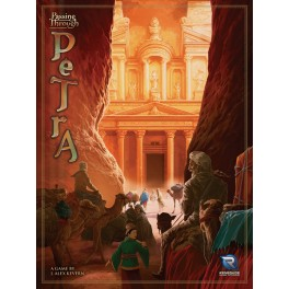 Passing Through Petra - juego de mesa