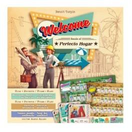 Welcome hacia el perfecto hogar: expansion 1. Buscando huevos de pascua y guerra atomica - expansion juego de mesa