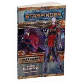 Starfinder: Soles Muertos 3. Mundos Fragmentados - suplemento de rol