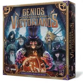 Genios Victorianos - juegos de mesa