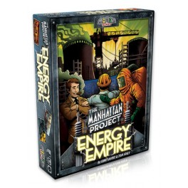 The Manhattan Project: Energy Empire - juego de mesa