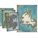 Dungeons and Dragons: Set de mapas de la Tumba de la Aniquilacion - suplemento de rol