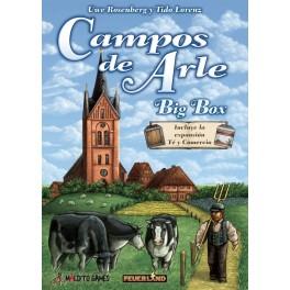 Campos de Arle: Big Box - juego de mesa