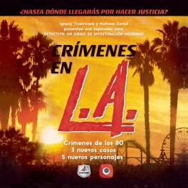 Detective: Crimenes en L.A. - expansion juego de mesa