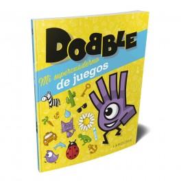 Mi supercuaderno de juegos Dobble - libro juego de mesa para niños