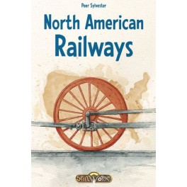 North American railways juego de cartas