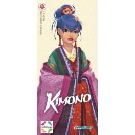 Kimono - juego de cartas