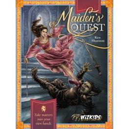 Maidens Quest - juego de cartas
