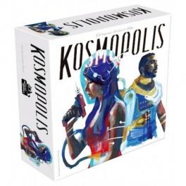 Kosmopolis - juego de cartas